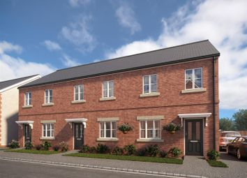 Foster Heights, Foster Way, Bannister Road, Kettering NN15. 2 bed semi-detached house for sale