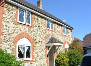 Thumbnail 4 bed detached house to rent in Churchill Road, Epsom