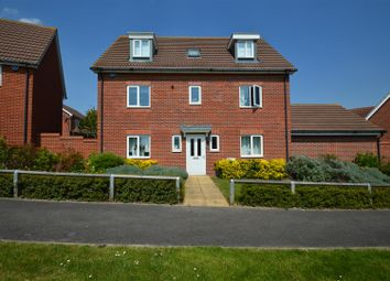Thumbnail 5 bed detached house to rent in Rivenhall Way, Hoo, Rochester