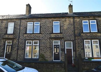 Thumbnail 4 bed terraced house for sale in Stanley Road, Lindley, Huddersfield