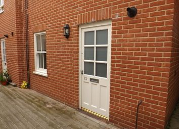 Thumbnail 2 bed property to rent in Minstergate, Thetford