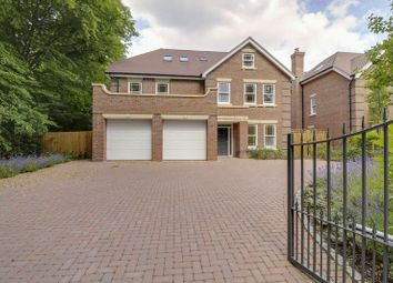 Thumbnail 6 bed detached house for sale in School Road, Windlesham