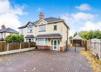 Thumbnail 3 bed semi-detached house for sale in Trentham Road, Stoke-On-Trent