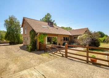 Thumbnail 6 bed detached house for sale in Main Street, Wentworth, Ely