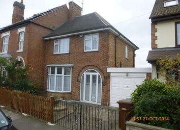 Thumbnail 3 bed detached house to rent in Alexandra Road, Burton-On-Trent