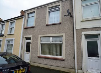 Thumbnail 3 bed terraced house for sale in Brooke Avenue, Milford Haven