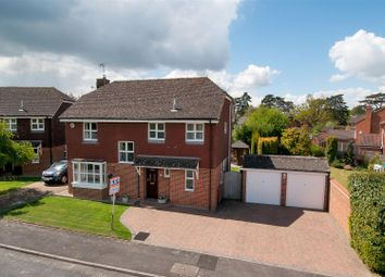 Thumbnail 4 bed detached house for sale in Sycamore Gardens, Paddock Wood, Tonbridge