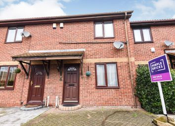 Thumbnail 2 bed terraced house for sale in Hazelwood Park Close, Chigwell