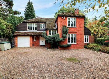 Thumbnail 4 bedroom property to rent in Llanvair Drive, Ascot