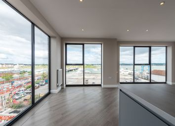 Thumbnail 2 bed flat for sale in West Quay Road, Poole