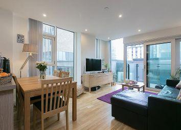 Thumbnail 2 bed flat to rent in Enterprise Way, London