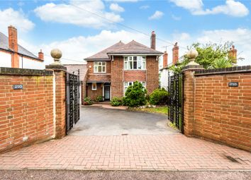 Thumbnail 4 bed detached house for sale in Stroud Road, Tuffley, Gloucester, Gloucestershire