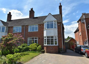 Thumbnail 3 bed semi-detached house for sale in Hawthorne Road, Kings Norton, Bournville Village Trust
