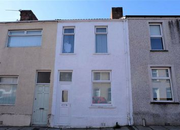 Thumbnail 3 bed terraced house to rent in Bell Street, Barry, Vale Of Glamorgan