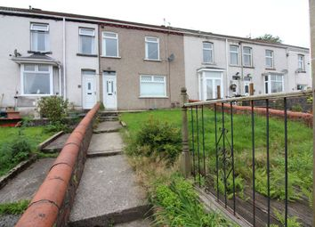 Thumbnail 3 bed terraced house for sale in Drysiog Street, Ebbw Vale