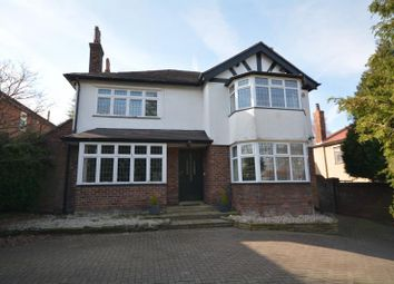4 bed detached house for sale in Pensby Road, Heswall CH61