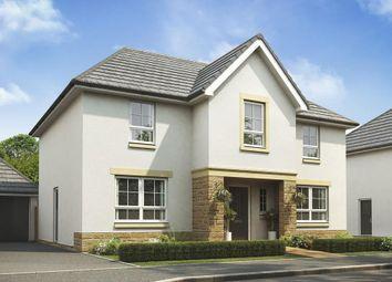 "Thumbnail 4 bedroom detached house for sale in ""Glenbervie"" at Main Street, Roslin"