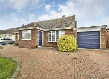Thumbnail 3 bed bungalow for sale in Veasey Road, Hartford, Huntingdon, Cambridgeshire