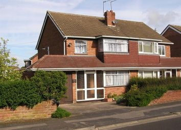Thumbnail 3 bed semi-detached house to rent in Buckingham Drive, Willenhall