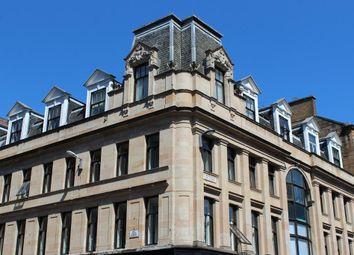 Thumbnail 2 bed flat for sale in 65 (3-3) High Street, Glasgow