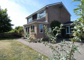 Thumbnail 4 bed detached house for sale in Broxash Close, Bromyard