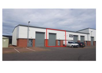 Thumbnail Light industrial to let in Ailsa Road, Irvine Industrial Estate, Irvine
