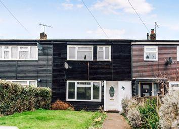 3 bed terraced house for sale in Stanbridge Road, Edenbridge TN8