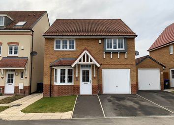 4 bed detached house for sale in Agar Close, Consett DH8