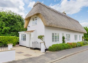 Thumbnail 3 bedroom cottage for sale in High Street, Longstanton, Cambridge