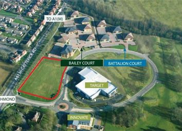 Thumbnail Land for sale in Plot D Colburn Business Park, Chartermark Way, Colburn, North Yorkshire