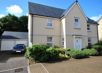 Thumbnail 4 bed detached house for sale in Sampson's Plantation, Fremington, Barnstaple