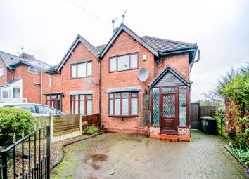 Thumbnail 3 bedroom semi-detached house for sale in Alumwell Road, Walsall