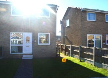 Thumbnail 3 bed semi-detached house for sale in Wentworth Road, Featherstone, Pontefract