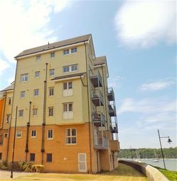 Thumbnail 2 bed flat to rent in Rivermead, Chatham
