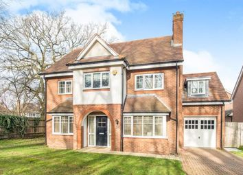 Thumbnail 5 bed detached house for sale in Hinchley Wood, Esher, Surrey