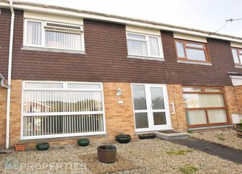 Thumbnail 3 bed terraced house for sale in Heol Tyn Y Fron, Penparcau, Aberystwyth