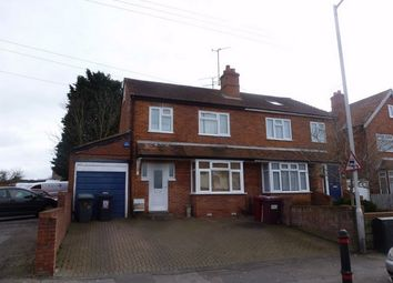 Thumbnail 4 bed semi-detached house to rent in Northumberland Avenue, Reading, Berkshire