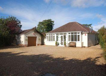 Thumbnail 2 bedroom detached bungalow for sale in Park View, Moulton, Northampton