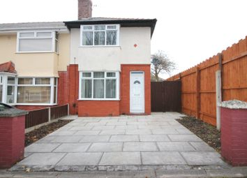 Thumbnail 3 bed property to rent in Tenby Avenue, Litherland, Liverpool