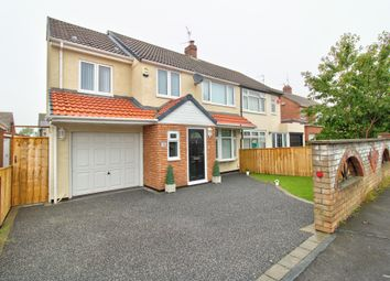 3 bed semi-detached house for sale in Middlebank Road, Ormesby, Middlesbrough TS7