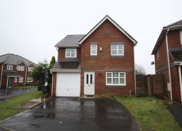 Thumbnail 4 bed detached house for sale in Mill Nook, Syke, Rochdale