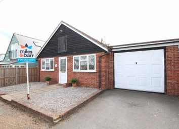 Thumbnail 3 bed cottage for sale in Bowyer Road, Seasalter, Whitstable