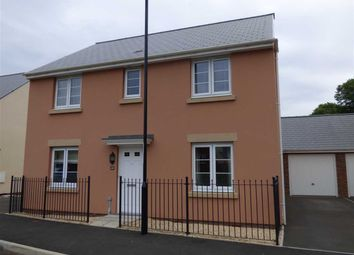 Thumbnail 4 bed detached house for sale in Ash Tree Road, Caerwent, Caldicot