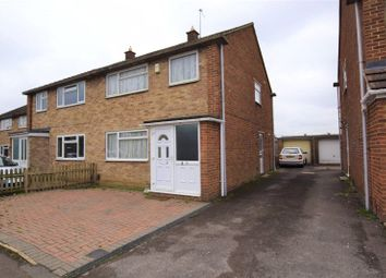 Thumbnail 3 bed detached house for sale in Churchill Road, Bicester, Oxfordshire