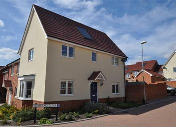 Thumbnail 3 bed link-detached house for sale in Howland Close, Saffron Walden, Essex