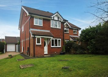 Thumbnail 3 bed detached house for sale in Radstock Close, Bolton