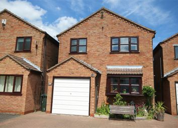 Thumbnail 3 bed detached house for sale in Hendre Close, Coventry