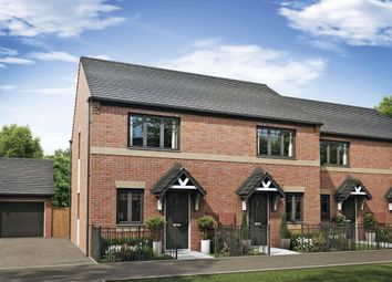 "Thumbnail 2 bedroom end terrace house for sale in ""Washington"" at Jn6 m54 Island, Telford"