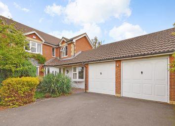 4 bed detached house for sale in Heron Forstal Avenue, Hawkinge, Folkestone CT18