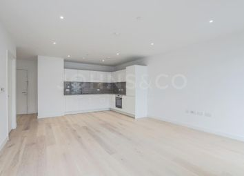 Thumbnail 1 bed flat for sale in Latitude House, Royal Wharf, London